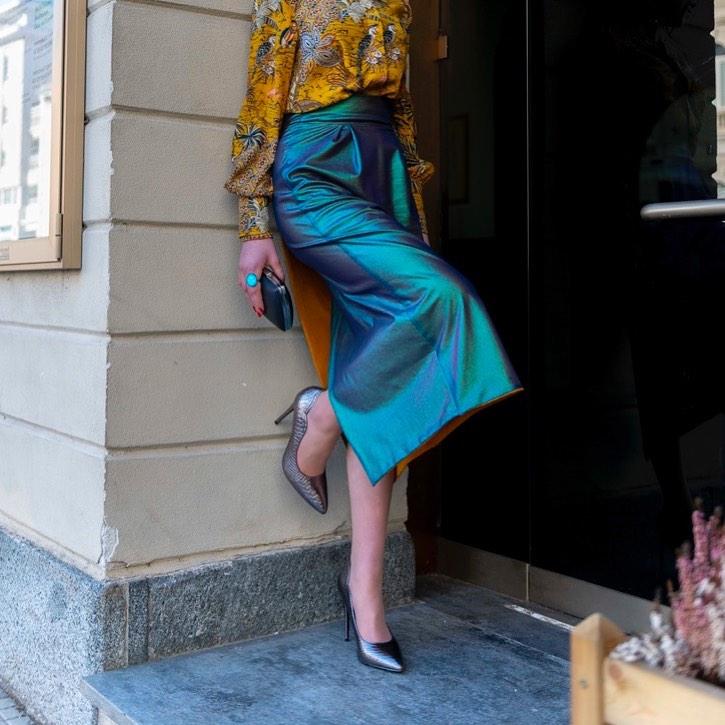 ISGMD - Fashion design - newbon chic, newbon genre