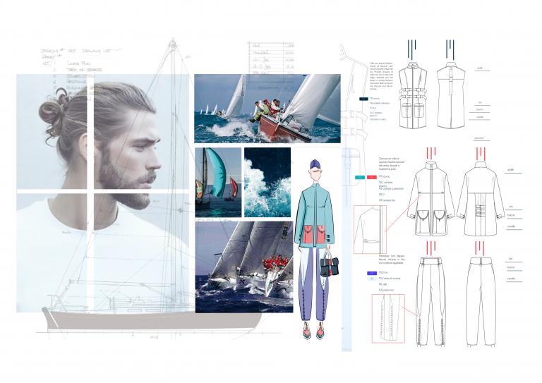 ISGMD -  collezione uomo stile fashion design